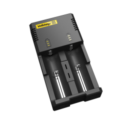 Nitecore Intellicharger i2 (V2) Li-Ion Charger