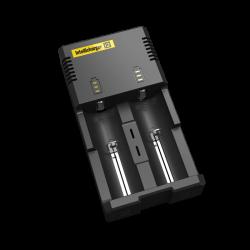 Nitecore Intellicharger i2 V2 Li-Ion Charger