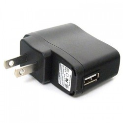 USB Charger Wall Adapter - Midnight Vaper