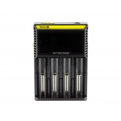 Nitecore Intellicharger D4 Li-Ion Charger