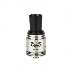 Ehpro Mr. Owl RDA - Midnight Vaper