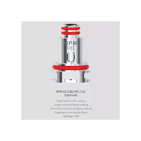 SMOK RPM DC 0.8ohm Coil