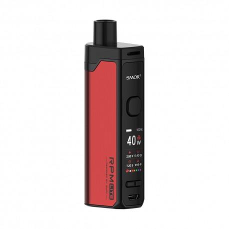 SMOK RPM Lite Pod Kit - Midnight Vaper